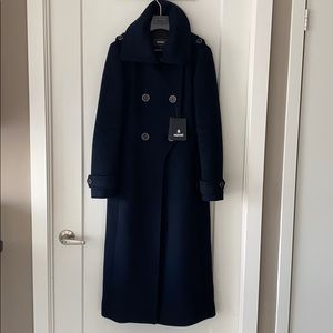 Mackage Elodie Coat - Navy